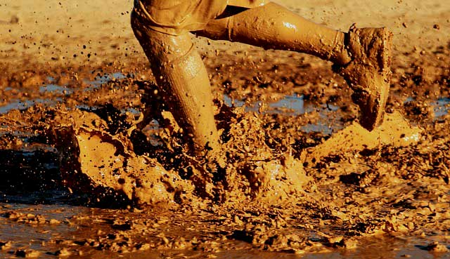 dream meaning of mud