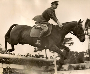 My Great Grandfather, Bronze Medalist of 1932 Olympic Equestrian Events