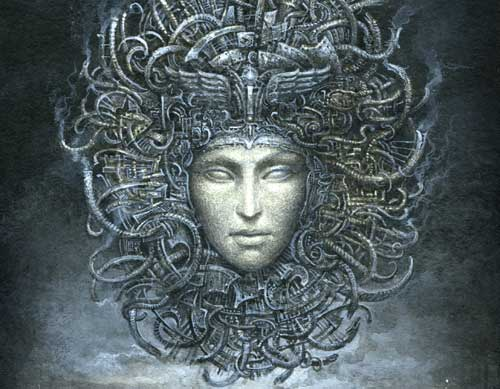 gorgon meaning medusa