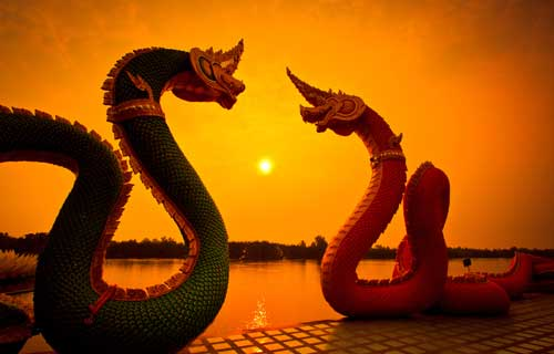 The Saga of the Naga Meaning - Symbolic Meaning Blog by Avia