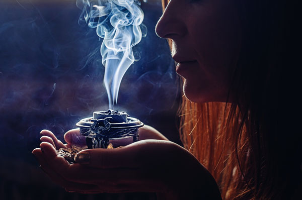 Meaning Of Smudging