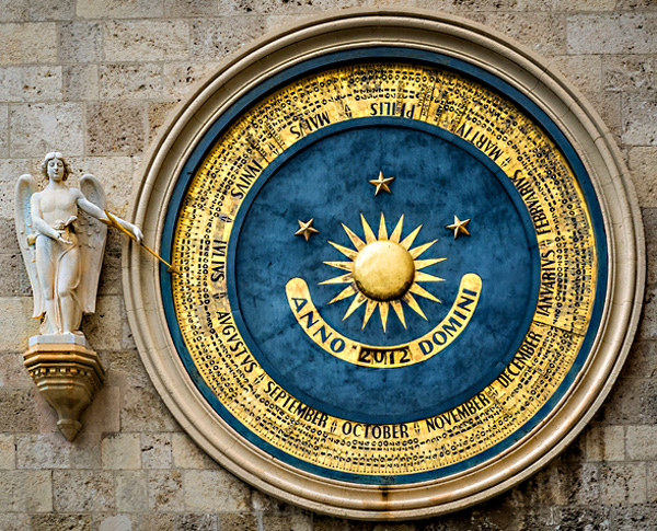 Astrology, Angels and the days of the week