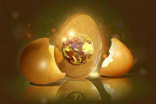 symbolic egg meaning