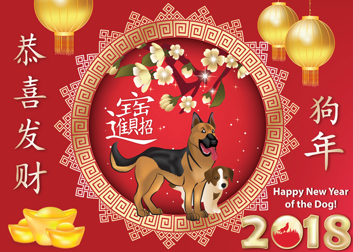 Meaning of the Chinese Year of the dog
