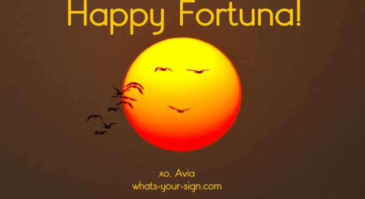 fortuna symbols, symbols of fortune